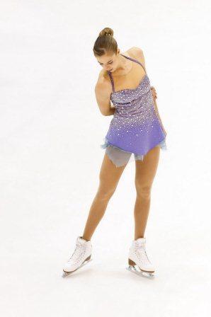 La pattinatrice italiana Carolina Kostner è l'atleta femminile con maggior appeal commerciale in Italia