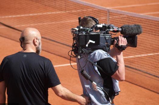 Tennis e televisione: un ossimoro che attira
