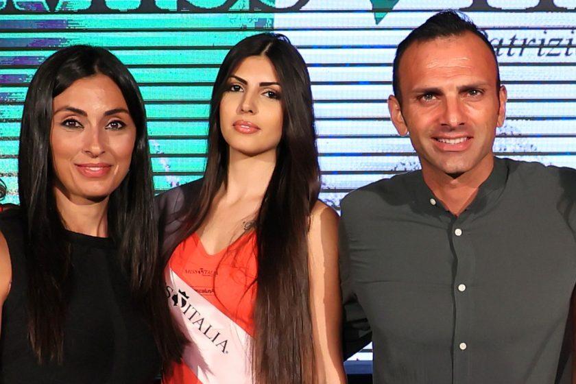 Michelle Assisi conquista la fascia di Miss Egea