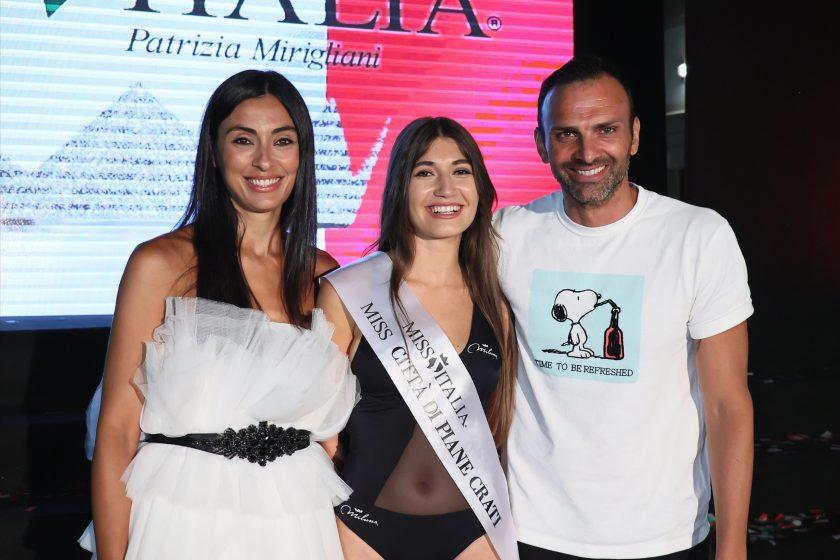 Marianna Carbone è Miss Città di Piane Crati