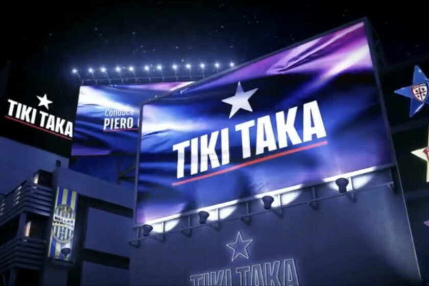 Torna Tiki Taka con Piero Chiambretti
